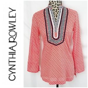 Cynthia Rowley Cotton Tunic